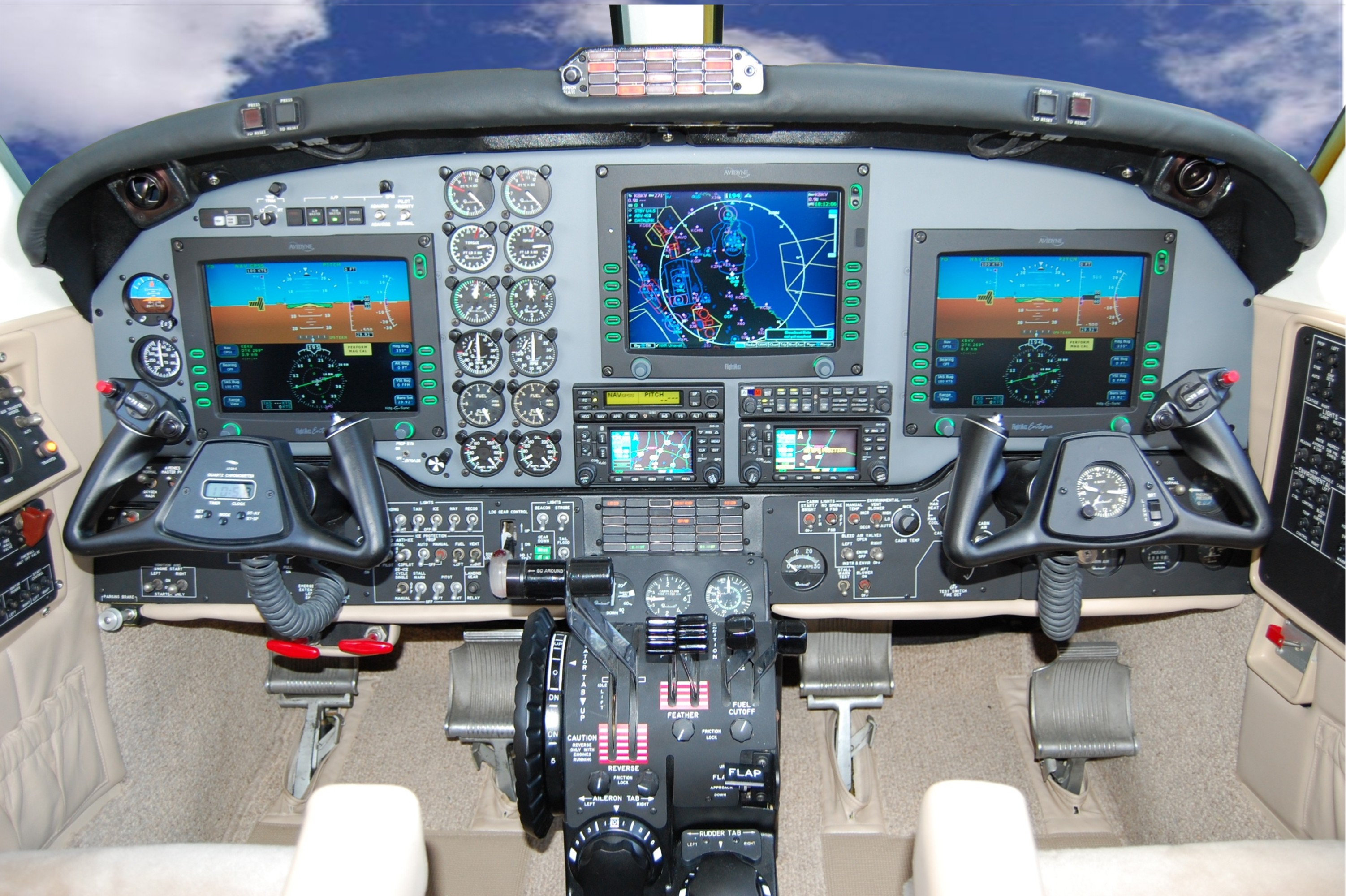 American Aviation Completes Another Avidyne/STEC Retrofit In