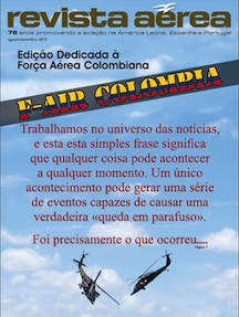 Revista Aerea Agosto/Setembro 2013