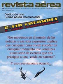 Revista Aerea Augosto/Septiembre 2013