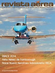 Revista Aerea - Junio/Julio 2014