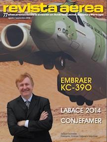 Revista Aerea Agosto/Septiembre 2014