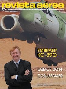 Revista Aerea - agosto/setembro 2014