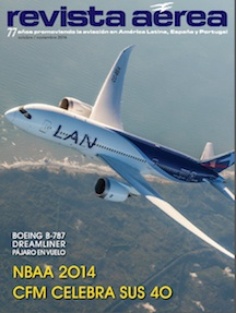 revista aerea - octubre/noviembre 2014